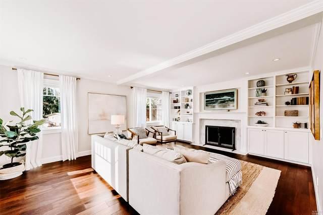 306 Dolan Avenue, Mill Valley, CA 94941 (#22004048) :: W Real Estate | Luxury Team