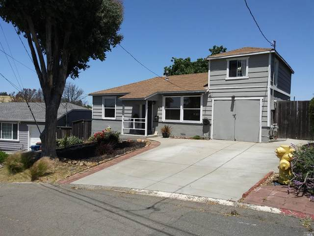 35 La Cruz Avenue, Benicia, CA 94510 (#22004078) :: Rapisarda Real Estate