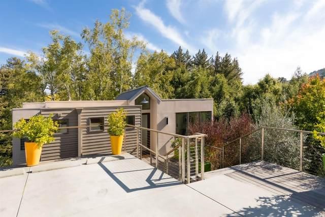 14 Walnut Avenue, Larkspur, CA 94939 (#22004192) :: Team O'Brien Real Estate