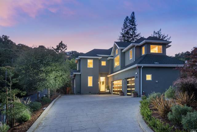 30 Oak Knoll Drive, San Anselmo, CA 94960 (#22004217) :: RE/MAX GOLD