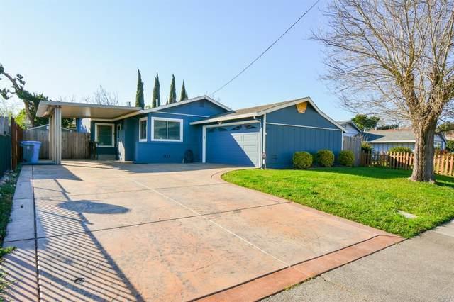 331 Los Altos Place, American Canyon, CA 94503 (#22004315) :: RE/MAX GOLD