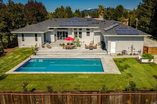 1704 William Drive, Penngrove, CA 94951 (#22004369) :: RE/MAX GOLD