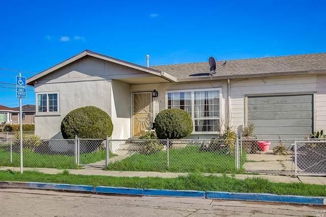 136 S 31st Street, Richmond, CA 94804 (#22004401) :: Rapisarda Real Estate