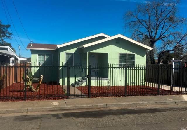 314 12th Street, Vallejo, CA 94590 (#22004421) :: RE/MAX GOLD