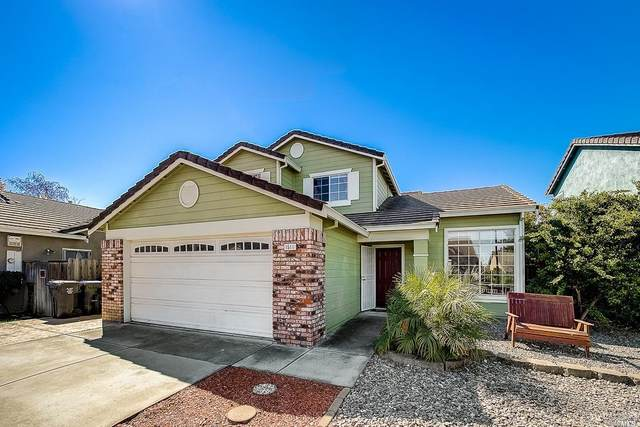 1511 Northwood Drive, Fairfield, CA 94534 (#22004593) :: Rapisarda Real Estate