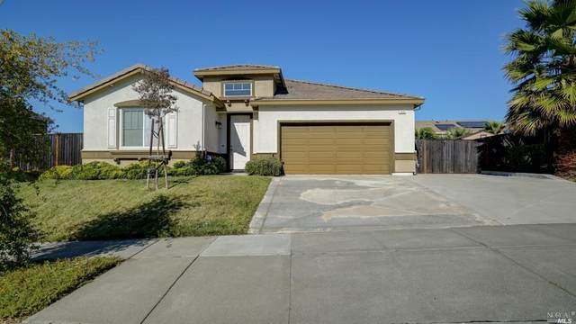 1853 Mystic Drive, Fairfield, CA 94533 (#22004649) :: RE/MAX GOLD