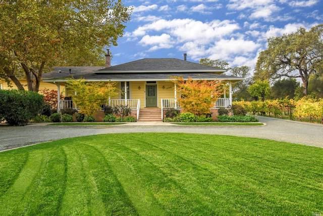 1998 Spring Street, St. Helena, CA 94574 (#22004663) :: W Real Estate | Luxury Team