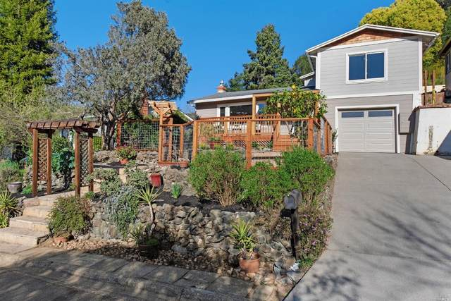 84 Monterey Avenue, San Anselmo, CA 94960 (#22004674) :: Lisa Perotti | Zephyr Real Estate