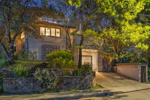 88 Oak Knoll Avenue, San Anselmo, CA 94960 (#22004710) :: RE/MAX GOLD
