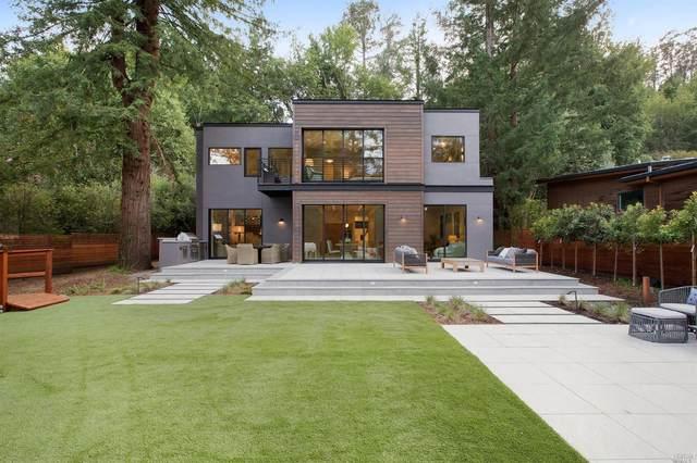 346 Laverne Avenue, Mill Valley, CA 94941 (#22004896) :: Team O'Brien Real Estate