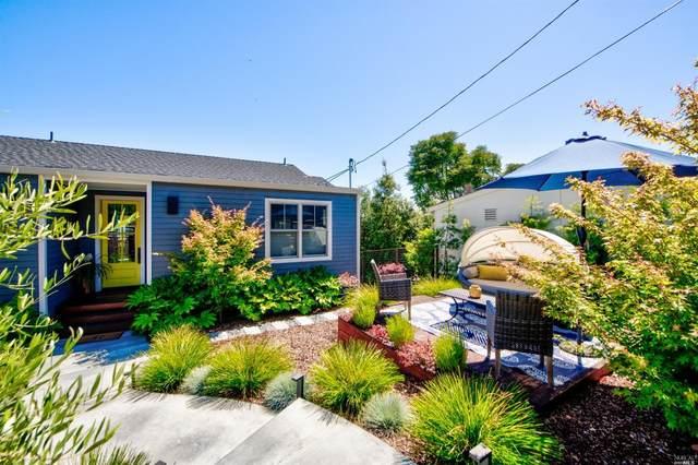275 Belvedere Avenue, Stinson Beach, CA 94970 (#22004966) :: RE/MAX GOLD