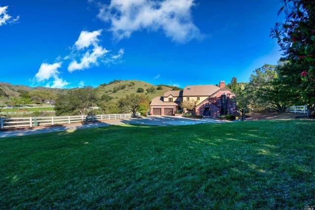 4684 Green Valley Lane, Fairfield, CA 94534 (#22005004) :: Intero Real Estate Services