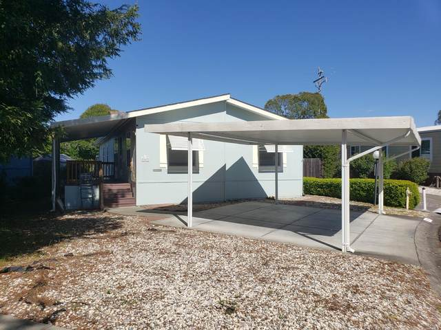 58 Cardinal Way, Santa Rosa, CA 95409 (#22005054) :: Hiraeth Homes