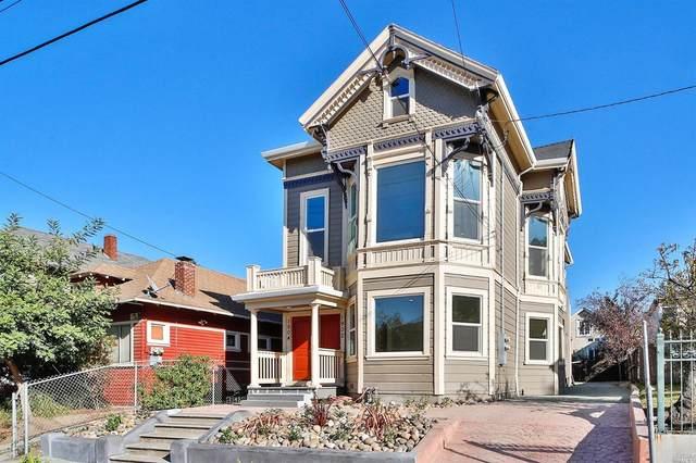 1904 Filbert Street, Oakland, CA 94607 (#22005057) :: RE/MAX GOLD