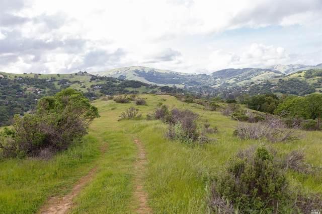 0 Holstein Road, San Anselmo, CA 94960 (#22005240) :: Team O'Brien Real Estate