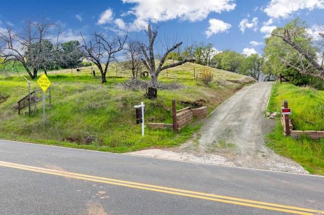0 Gibson Canyon Road, Vacaville, CA 95688 (#22005241) :: Rapisarda Real Estate
