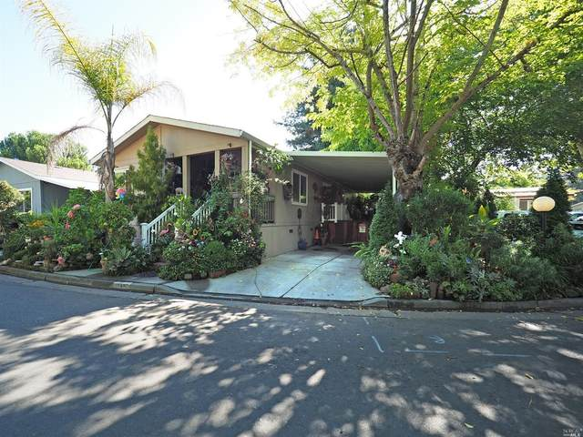 168 Rancho Verde Circle, Rohnert Park, CA 94928 (#22005317) :: RE/MAX GOLD