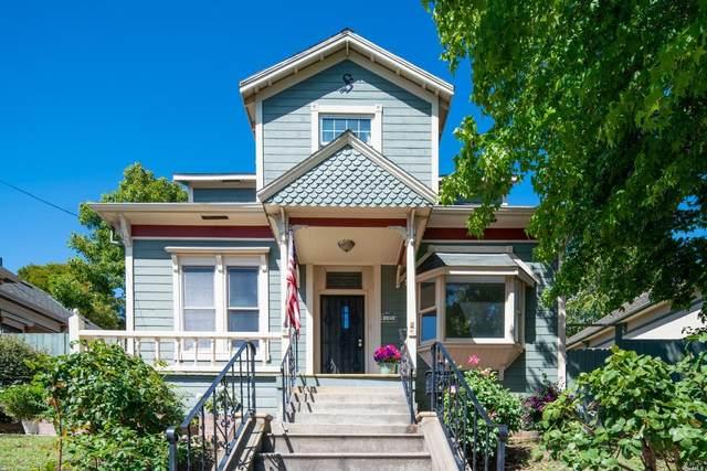 185 W J Street, Benicia, CA 94510 (#22005382) :: RE/MAX GOLD