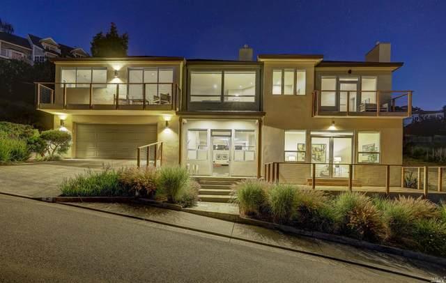 6 Via Paraiso W, Tiburon, CA 94920 (#22005428) :: Team O'Brien Real Estate