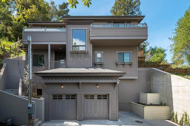760 Bay Road, Mill Valley, CA 94941 (#22005497) :: Team O'Brien Real Estate