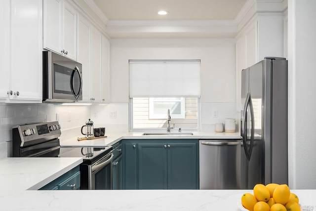 852 Diablo Avenue #108, Novato, CA 94947 (#22005668) :: Intero Real Estate Services