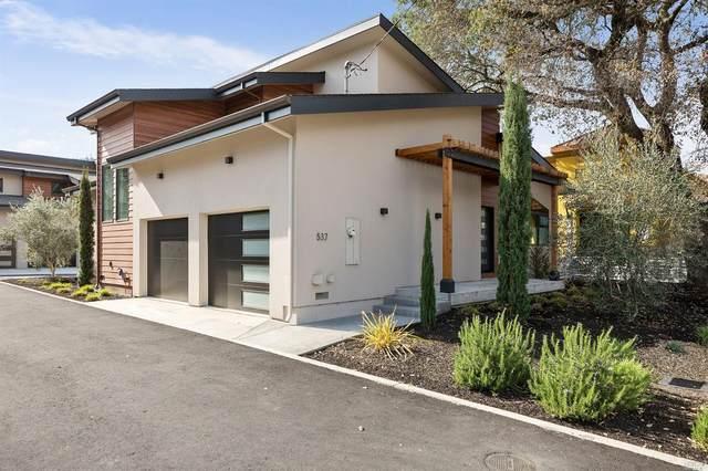 531 N Cloverdale Boulevard, Cloverdale, CA 95425 (#22005737) :: RE/MAX GOLD
