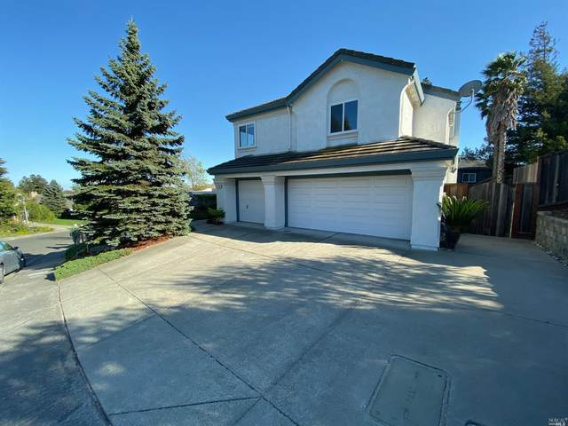 728 Primrose Lane, Benicia, CA 94510 (#22005868) :: Hiraeth Homes