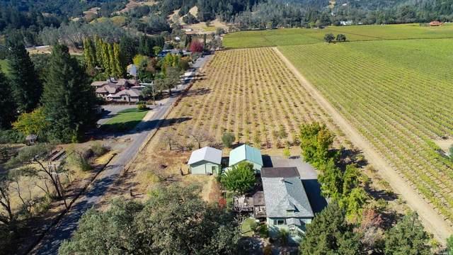 2126 Madrona Avenue, St. Helena, CA 94574 (#22005873) :: W Real Estate | Luxury Team