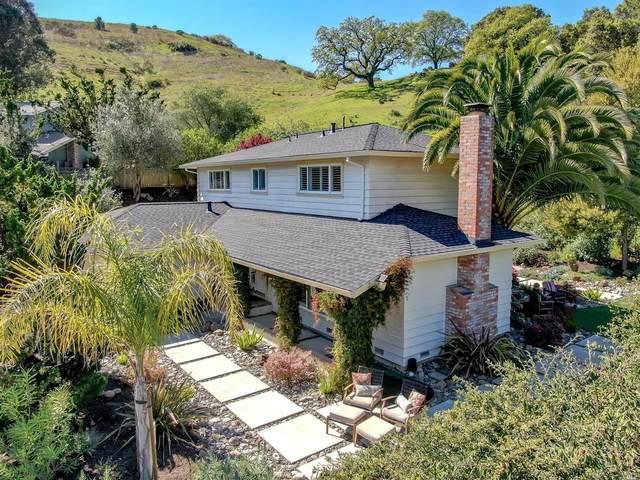 4 Park Ridge Road, San Rafael, CA 94903 (#22006002) :: Hiraeth Homes