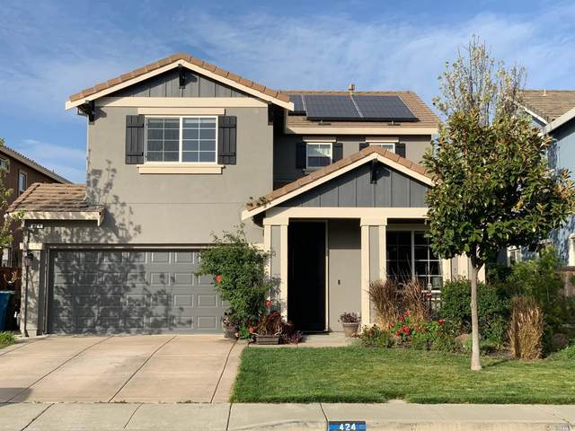 424 Cache Court, Vacaville, CA 95688 (#22006033) :: RE/MAX GOLD