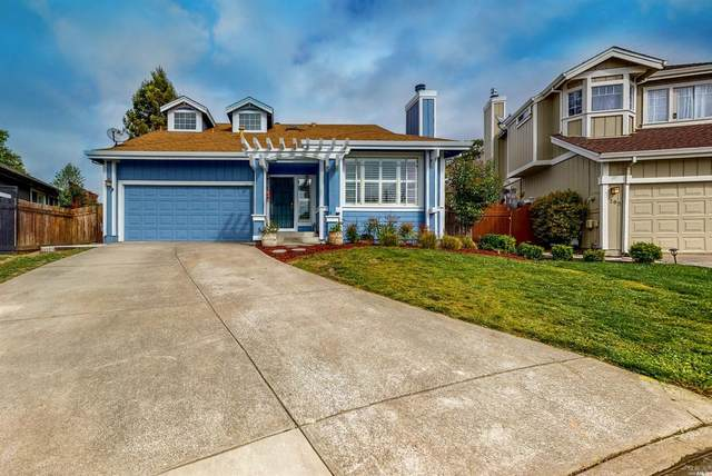 207 White Oak Circle, Petaluma, CA 94952 (#22006136) :: Team O'Brien Real Estate