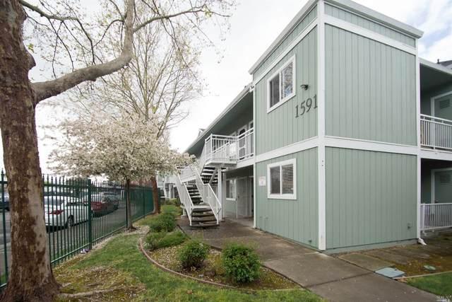 1591 La Esplanada Place #216, Santa Rosa, CA 95404 (#22006140) :: Hiraeth Homes
