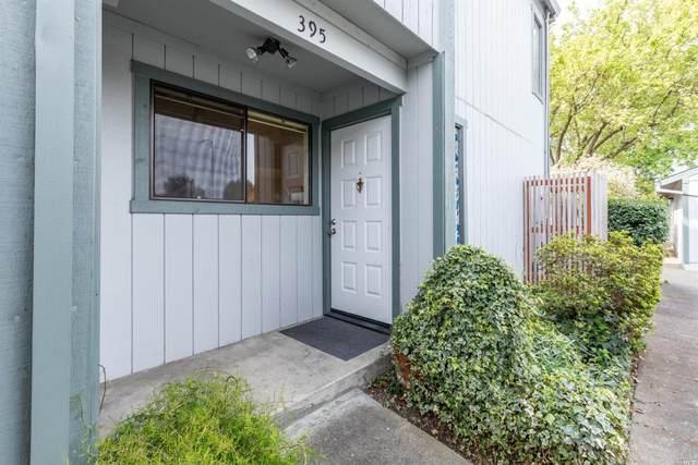 395 Occidental Circle, Santa Rosa, CA 95401 (#22006184) :: Hiraeth Homes