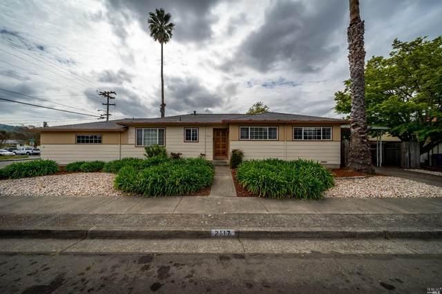 2117 Woodward Drive, Santa Rosa, CA 95405 (#22006185) :: RE/MAX GOLD