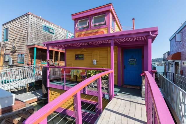 50 Issaquah Dock, Sausalito, CA 94965 (#22006247) :: Hiraeth Homes