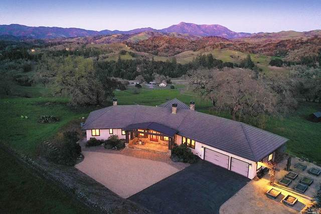 12721 Chalk Hill Road, Healdsburg, CA 95448 (#22006249) :: W Real Estate | Luxury Team