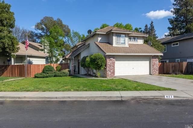 407 Regency Circle, Vacaville, CA 95687 (#22006264) :: Intero Real Estate Services