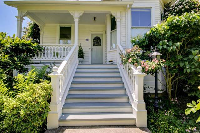 235 Bayview Street, San Rafael, CA 94901 (#22006279) :: Rapisarda Real Estate
