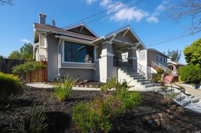 3631 Lyon Avenue, Oakland, CA 94601 (#22006280) :: RE/MAX GOLD