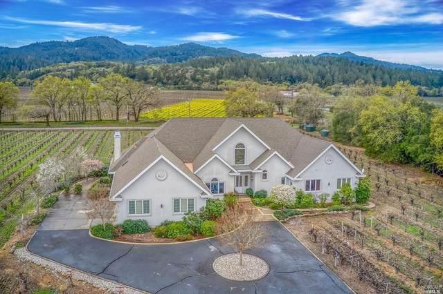 1021 Big Tree Road, St. Helena, CA 94574 (#22006288) :: W Real Estate | Luxury Team