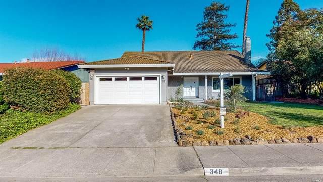 348 Smith Drive, Petaluma, CA 94952 (#22006291) :: RE/MAX GOLD