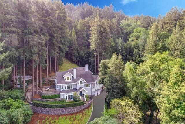 44 Chestnut Avenue, Ross, CA 94957 (#22006301) :: W Real Estate | Luxury Team