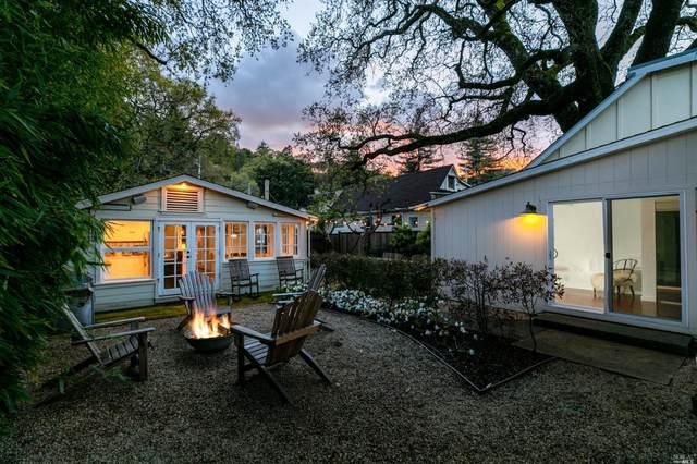 27 Laurel Avenue, San Anselmo, CA 94960 (#22006327) :: Team O'Brien Real Estate