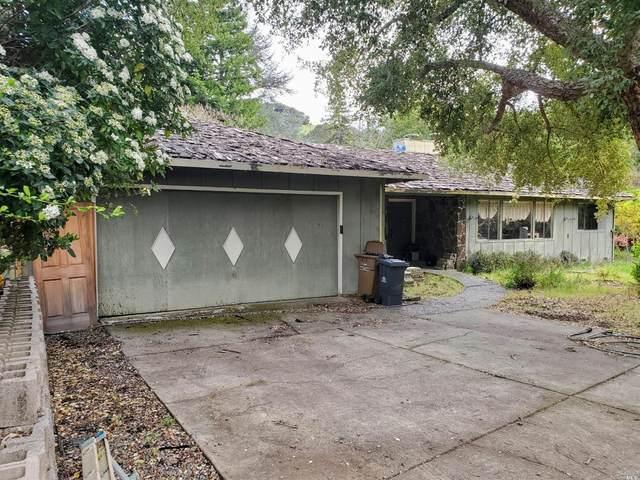 178 Deer Hollow Road, San Anselmo, CA 94960 (#22006345) :: Team O'Brien Real Estate