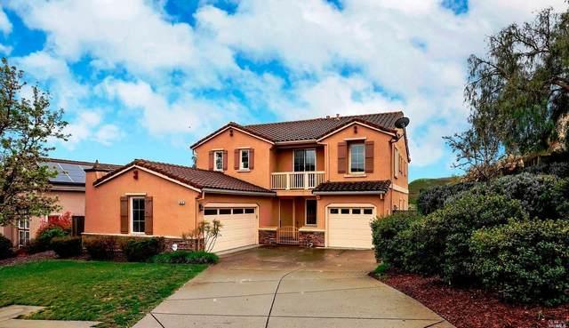 2819 Olivewood Lane, Vallejo, CA 94591 (#22006455) :: Hiraeth Homes