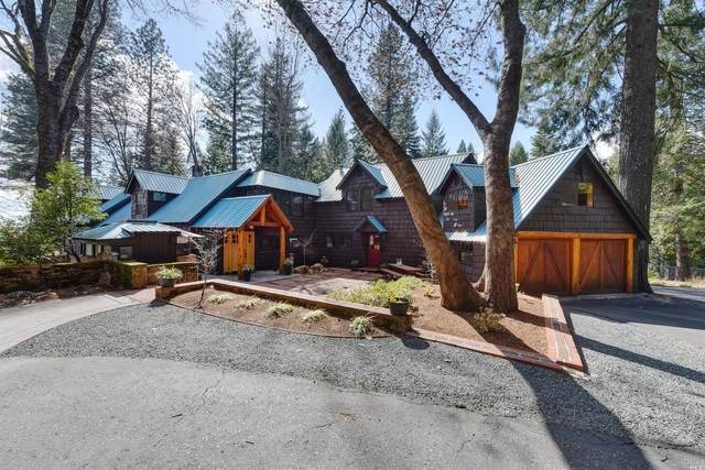 10099 Ridgewood Road, Nevada City, CA 95959 (#22006457) :: Golden Gate Sotheby's International Realty