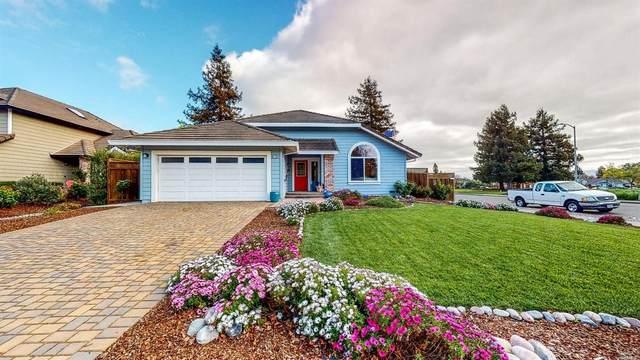 2199 Saint Augustine Circle, Petaluma, CA 94954 (#22006545) :: W Real Estate | Luxury Team