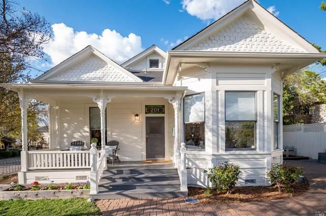 201 Piper Street, Healdsburg, CA 95448 (#22006557) :: W Real Estate | Luxury Team