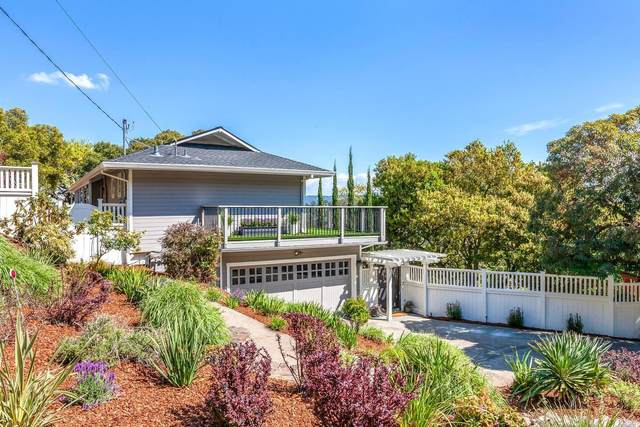 80 Oak Springs Drive, San Anselmo, CA 94960 (#22006594) :: Lisa Perotti | Zephyr Real Estate