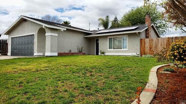 136 Brockton Court, Vacaville, CA 95687 (#22006601) :: Rapisarda Real Estate